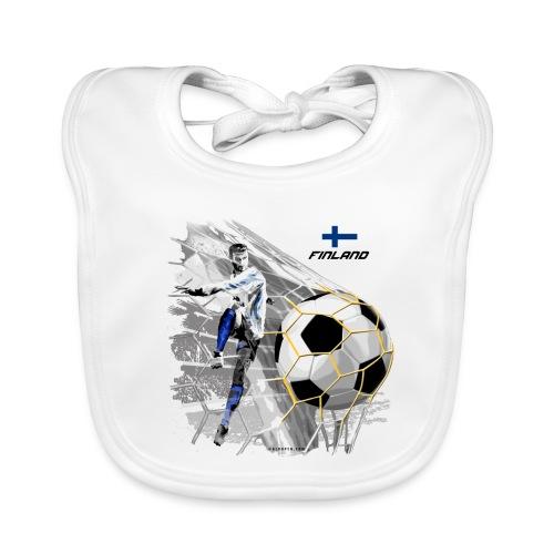 GP22F-05 FINLAND FOOTBALL PRODUCTS - Tuotteet - Vauvan ruokalappu