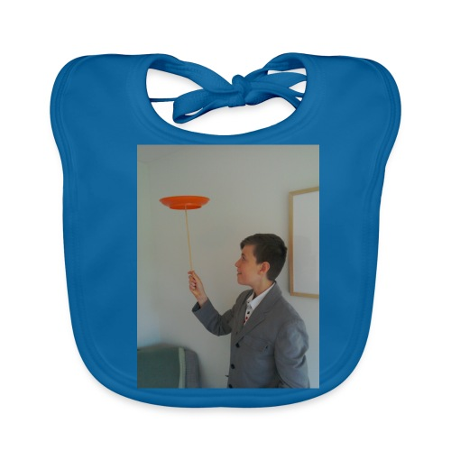 LUKEY MAGIC CIRCUS MERCH - Baby Organic Bib
