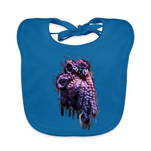 Octopus - Baby Organic Bib