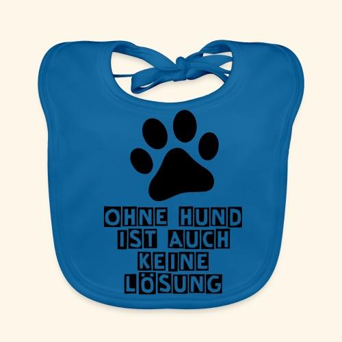Das Shirt für Hundefreunde - Baby Bio-Lätzchen