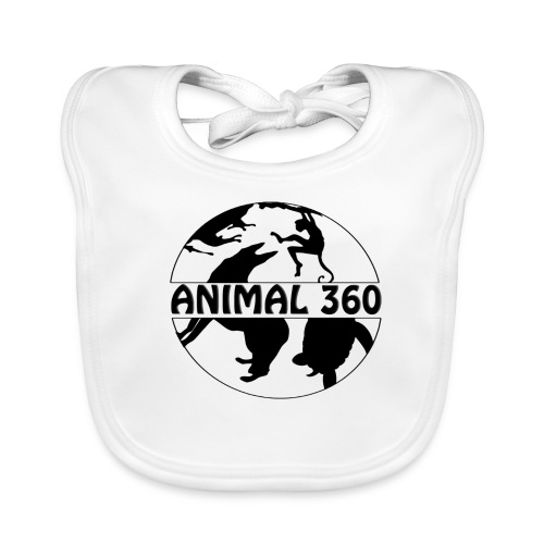 Logo Animal 360 version simple - Bavoir bio Bébé
