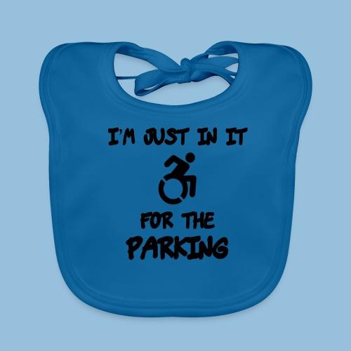 parking3 - Bio-slabbetje voor baby's