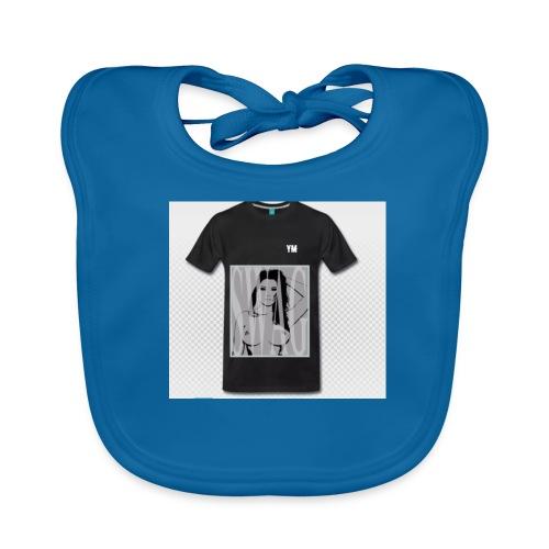 Camisa Chemise - Babero ecológico bebé