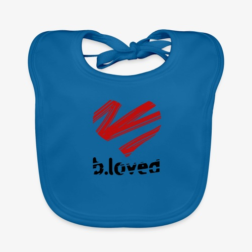 b-loved - Ekologiczny śliniaczek
