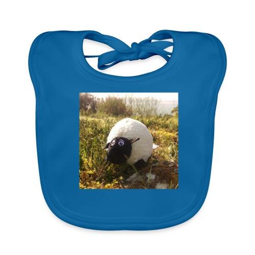 Sheep in Ireland - Baby Bio-Lätzchen