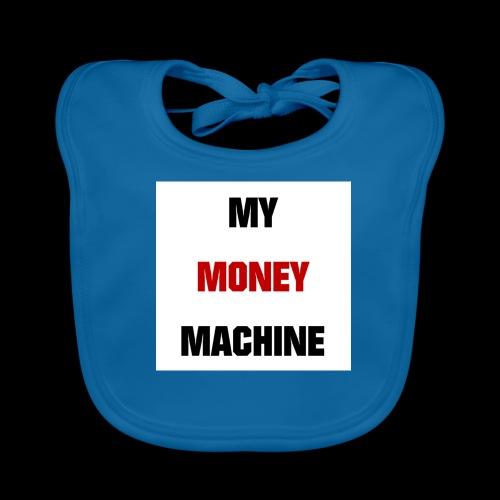 MY MONEY MACHINE - Baby Bio-Lätzchen