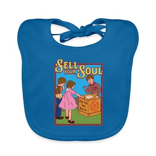 Sell your soul - Verkauf Deine Seele - Baby Bio-Lätzchen