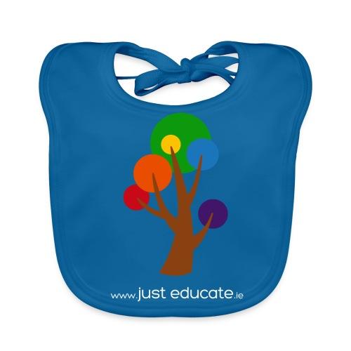 Just Educate.ie - Baby Organic Bib