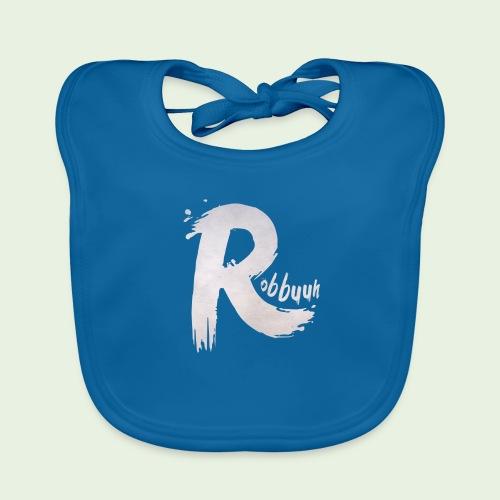 T-Shirt Robbuuh (M) - Bio-slabbetje voor baby's