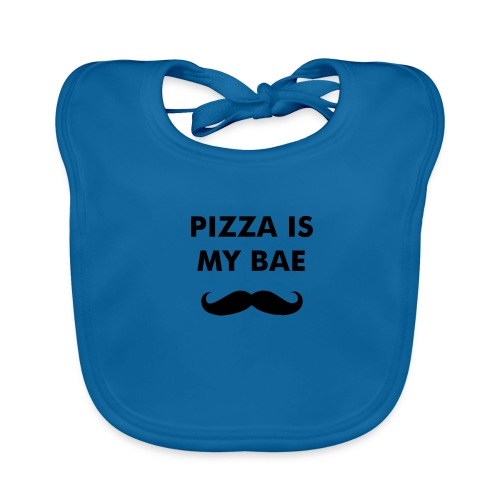 Pizza is my bae - Bio-slabbetje voor baby's
