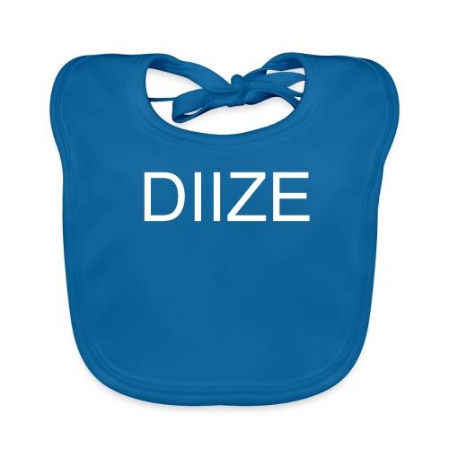 DIIZE logo hoodie - Bio-slabbetje voor baby's