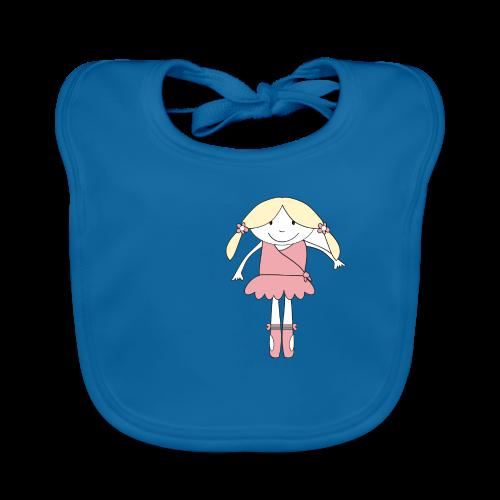 little ballerina - Baby Bio-Lätzchen