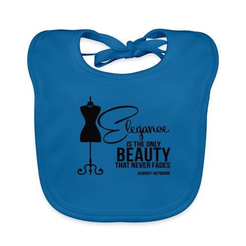 Elegance Is The Only Beauty that never fades - Bavaglino