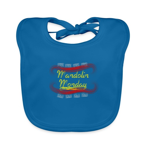 Mandolin Monday - Baby Organic Bib