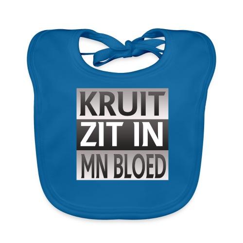 kruit_zit_in_mn_bloed - Bio-slabbetje voor baby's