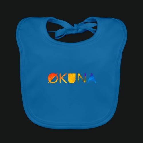 ØKUNA - classic - Bavoir bio Bébé