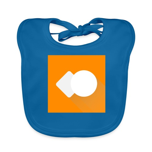 Offizielles Logo! - Baby Bio-Lätzchen
