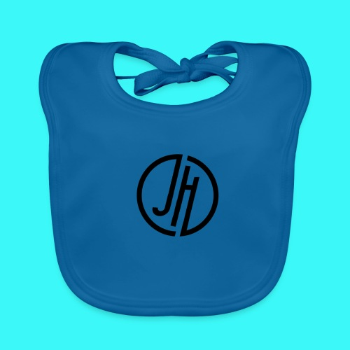 JH Logo - Baby Organic Bib