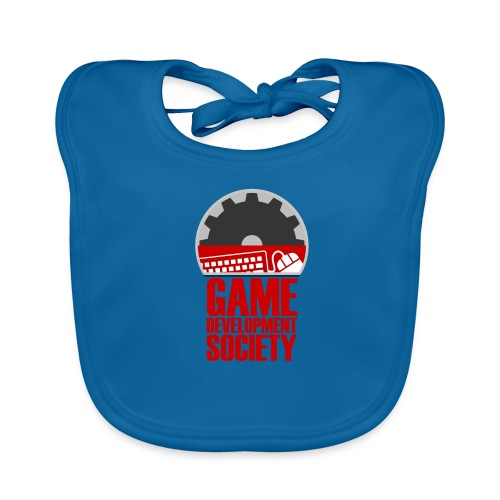 Game Development Society Cap - Baby Organic Bib