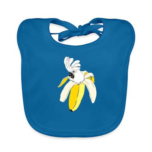 Banagaaien merchandise - Bio-slabbetje voor baby's
