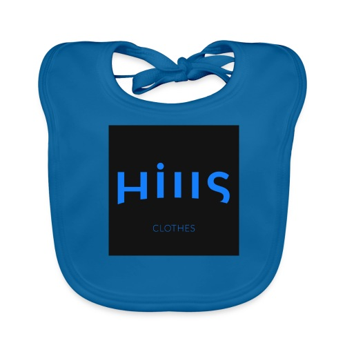 hillls-logo-dark - Bavoir bio Bébé