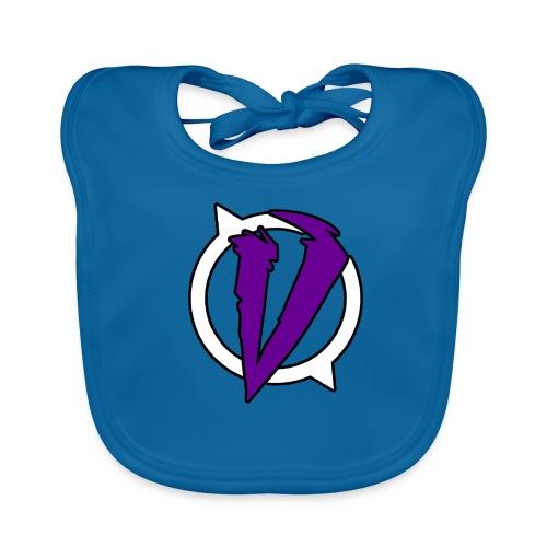 Logo VaroX Lila - Baby Bio-Lätzchen