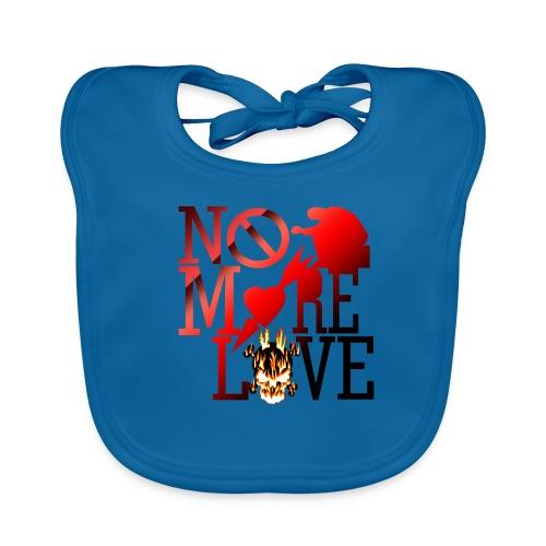 get no love - Baby Organic Bib