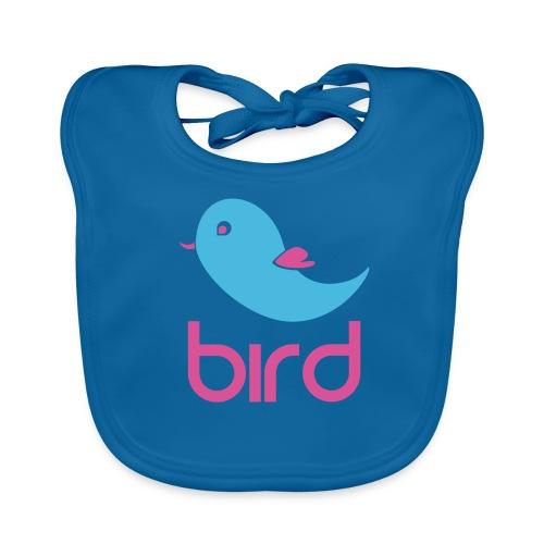 BIRD=PÁJARO - Babero ecológico bebé