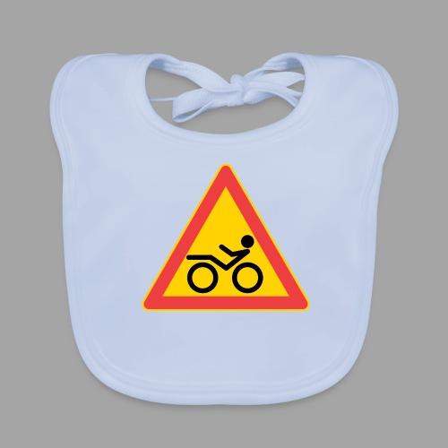 Traffic sign Recumbent - Vauvan ruokalappu