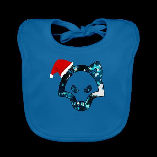 FyRox in Weihnachten - Baby Bio-Lätzchen