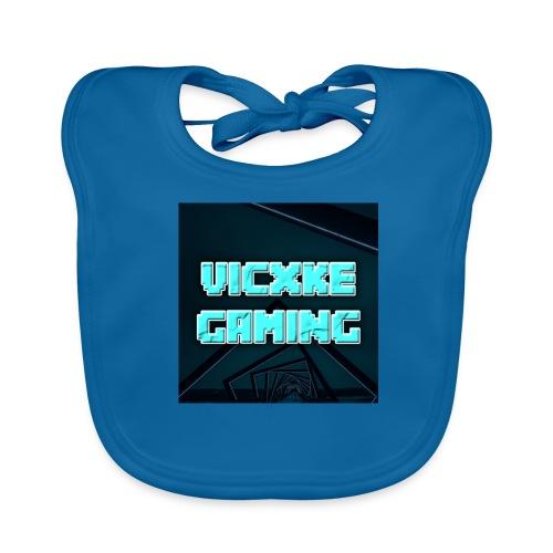 Vic_Logo - Bio-slabbetje voor baby's