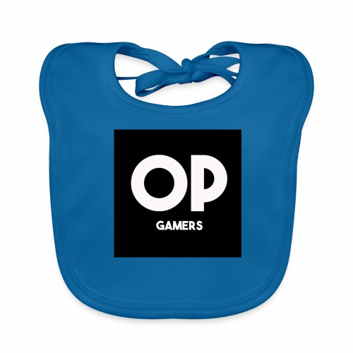 Opgamers - Baby Organic Bib