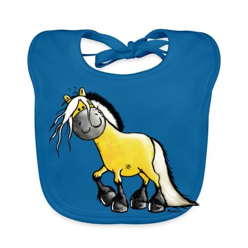 fjord_horse - Baby Bio-Lätzchen