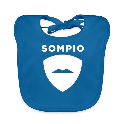 Sompio logo sleeve - Vauvan ruokalappu