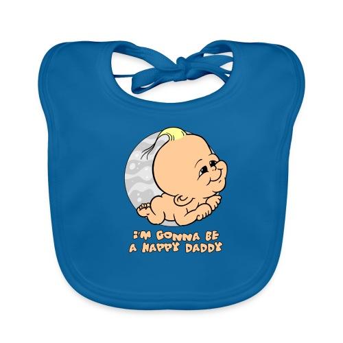 im gonna be a happy daddy - Bio-slabbetje voor baby's