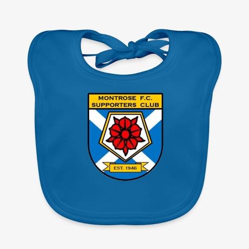 Montrose FC Supporters Club - Baby Organic Bib