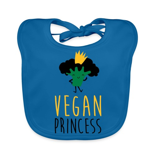 Vegan Princess 2 - Baby Bio-Lätzchen