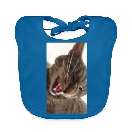 Cat Bag - Ekologisk babyhaklapp