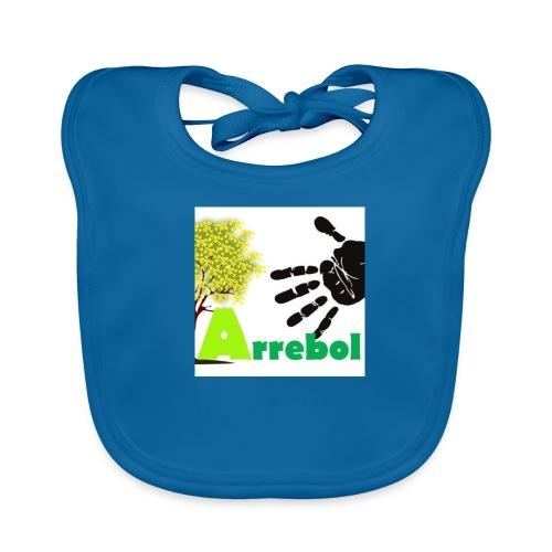 logo_arrebol_bueno - Babero ecológico bebé