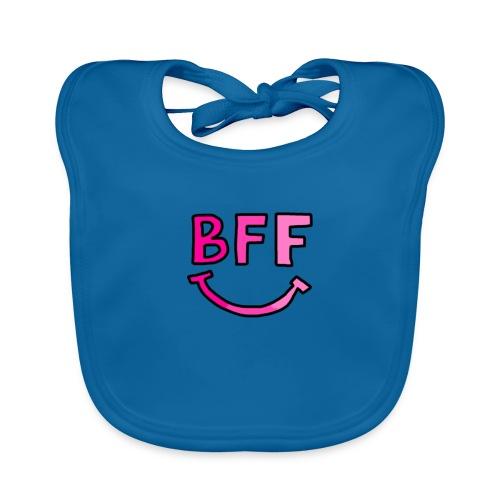 BFF Smilie Face - Baby Bio-Lätzchen