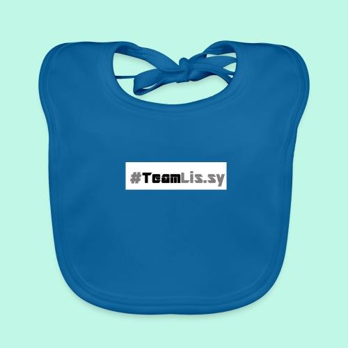 #TeamLis.sy CAP - Baby Bio-Lätzchen