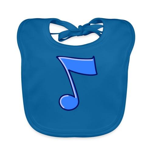 mbtwms_Musical_note - Bio-slabbetje voor baby's