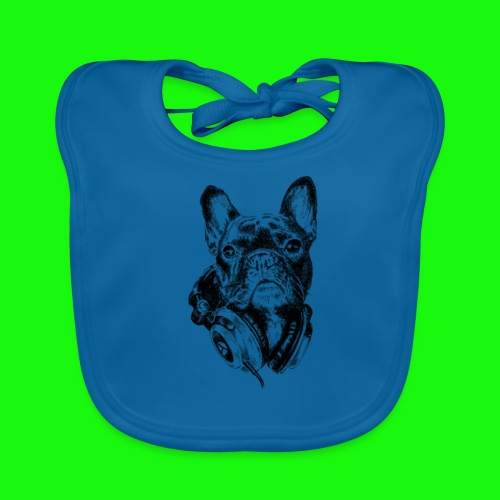 Small_Dog-_-_Bryst_- - Baby økologisk hagesmæk