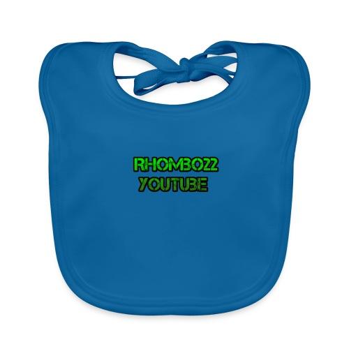 Hoodie Rhombo22 YouTube - Baby Bio-Lätzchen