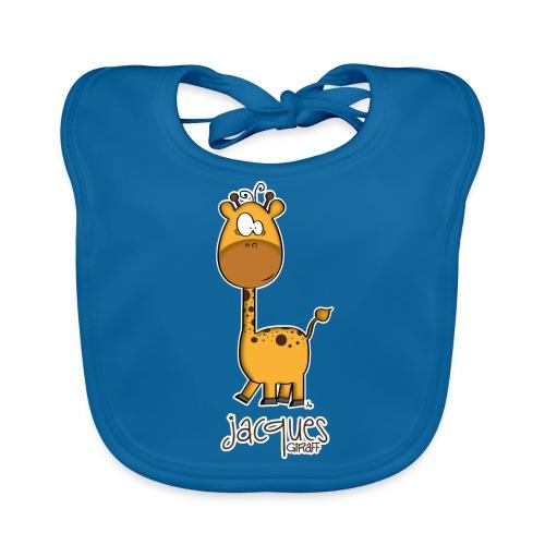 JACQUES Giraff - Baby Bio-Lätzchen