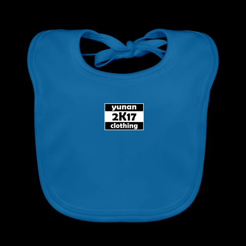Yunan clothing 2k17 - Baby Bio-Lätzchen