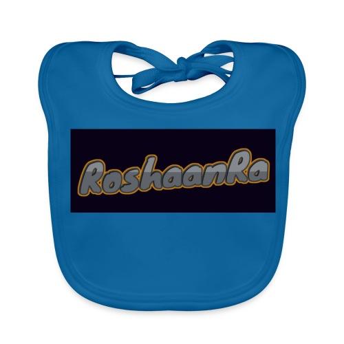 RoshaanRa Tshirt - Baby Organic Bib