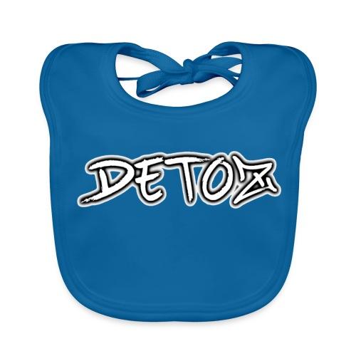 Detoz Merchandise - Baby Bio-Lätzchen