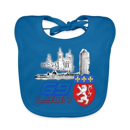 69 Lyon - Bavoir bio Bébé