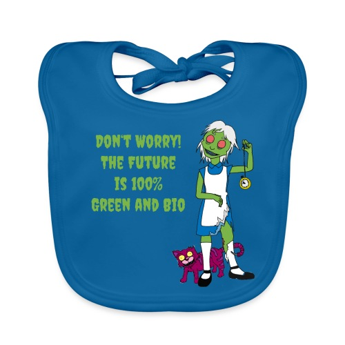 Future Green and Bio - Organic Baby Bibs